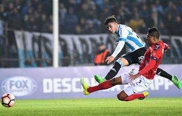 Fernández no seguirá en Racing y sueña con jugar en Colón