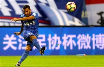 Carlos Tevez disputará la semifinal de la Copa FA China