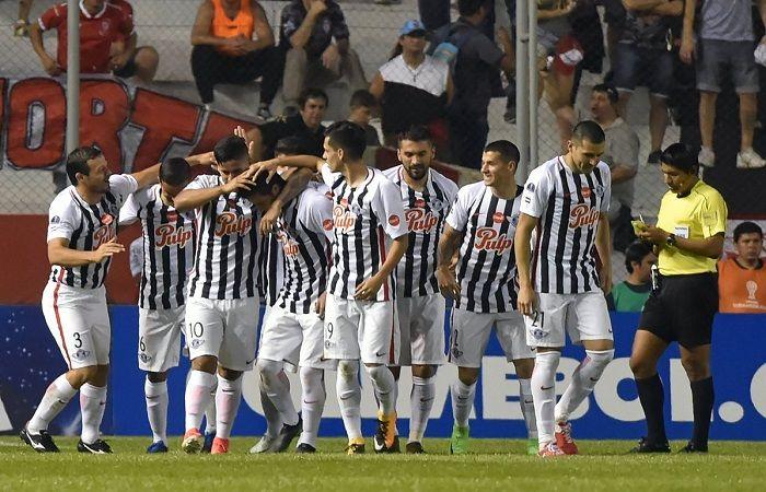 Huracán eliminado de la Copa Sudamericana. Foto: Twitter
