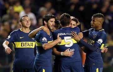 Boca venció a Villareal en partido amistoso
