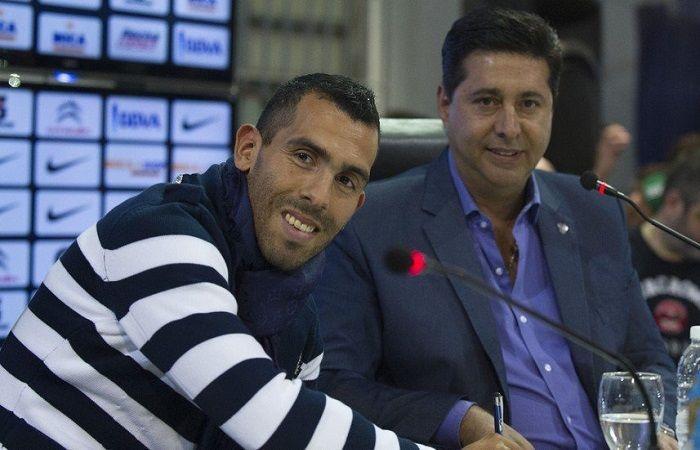 Tevez podría volver a Boca en el 2018. Foto: Twitter