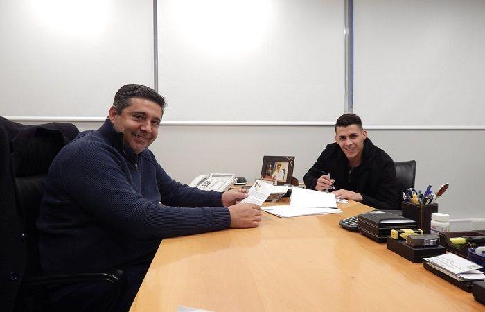 Boca Juniors: Pavón renovó hasta el 2022