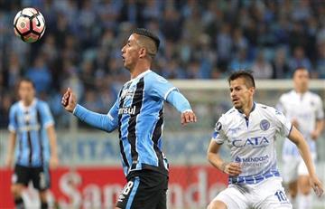 Godoy Cruz no pudo con Gremio y quedo eliminado de la Copa Libertadores