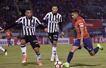 Wilstermann elimina a Mineiro y se enfrentará a River en cuartos de Libertadores
