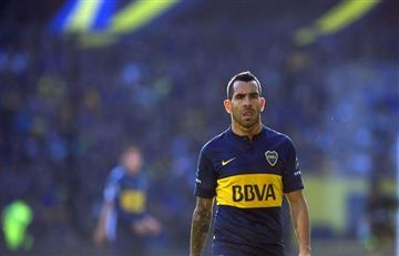 Boca Juniors: Tevez regresaría recién en diciembre