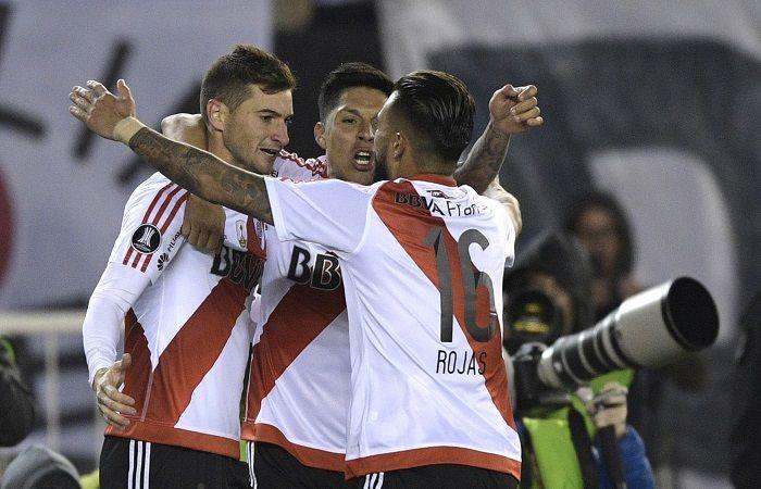 Confirmado, River jugará en Cochabamba. Foto: AFP