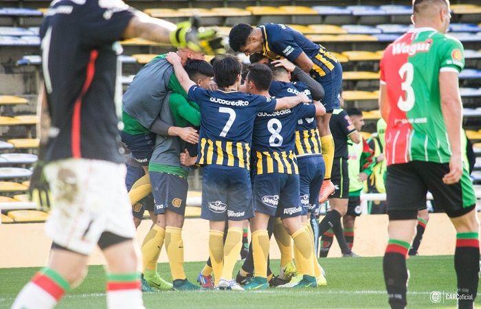 Rosario Central accede a la final de la Copa Santa Fe. Foto: Twitter