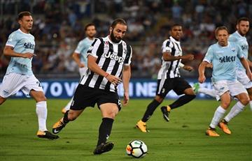 Supercopa de Italia: Higuaín pide disculpas a hinchas de la Juventus
