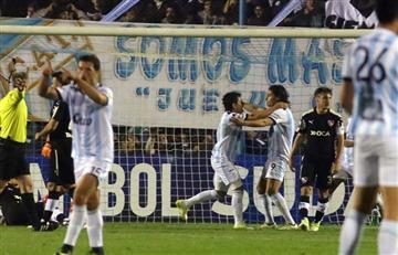 Copa Sudamericana: Atlético Tucumán derrotó a Independiente
