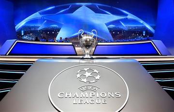 Así quedaron conformados los Grupos de la Champions League 2017/2018