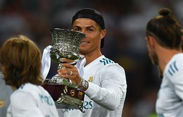 Cristiano Ronaldo es elegido Mejor Jugador de la UEFA