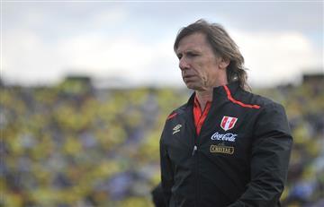 Gareca pidió prudencia ante posible clasificación de Perú a Rusia 2018
