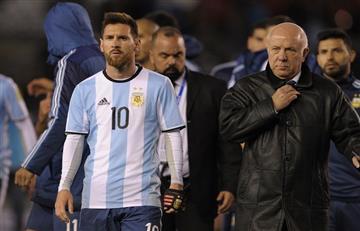 """""""Me pondría feliz si Argentina no va al Mundial"""""""