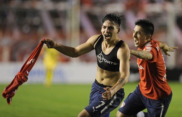 Copa Sudamericana: Independiente ganó y ya está en cuartos de final