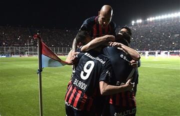 Copa Libertadores: San Lorenzo logró valiosa ventaja como local