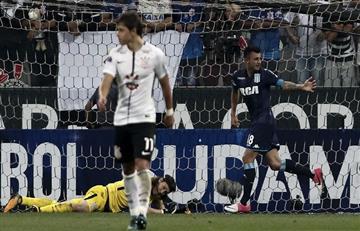 Copa Sudamericana: Racing consigue un valioso empate en Brasil