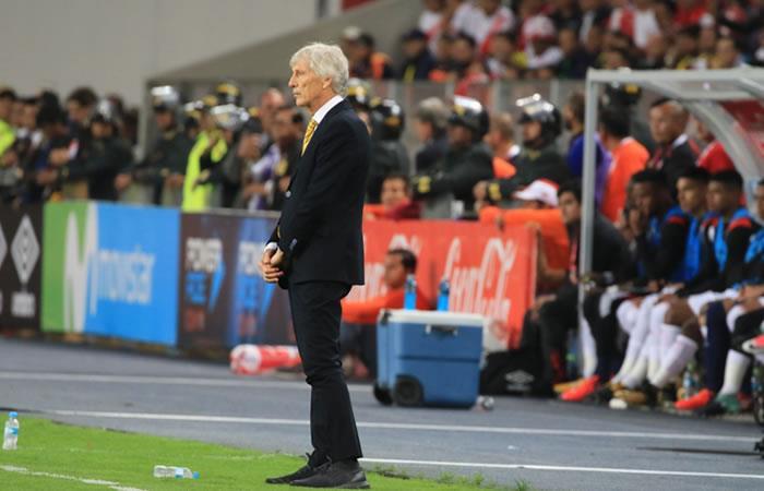 """Selección Colombia: """"Vemos nuevamente la grandeza de este grupo"""", Pekerman"""