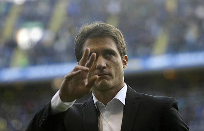 Guillermo Barros Schelotto. Foto: Facebook
