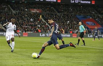 Compañeros del PSG piden más minutos para Di María