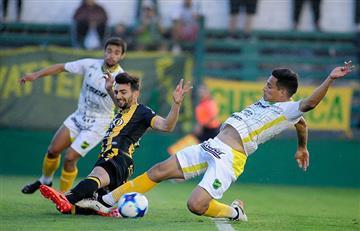Defensa y Justicia igualó con Olimpo y se mantienen lejos en la Superligal