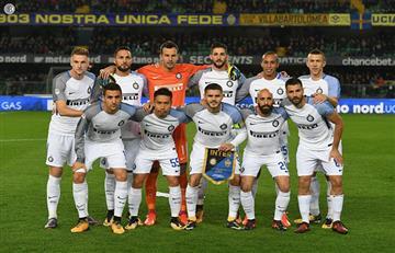 Inter, escolta en la Serie A con Icardi como capitán