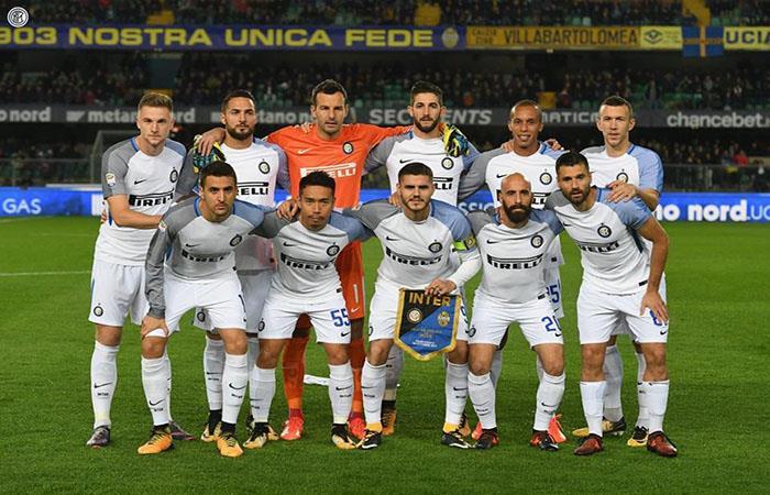 Icardi es el máximo artillero de su equipo con 11 goles. Foto: Facebook