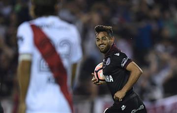 Lanús hizo el milagro ante River Plate y es finalista de la Copa Libertadores