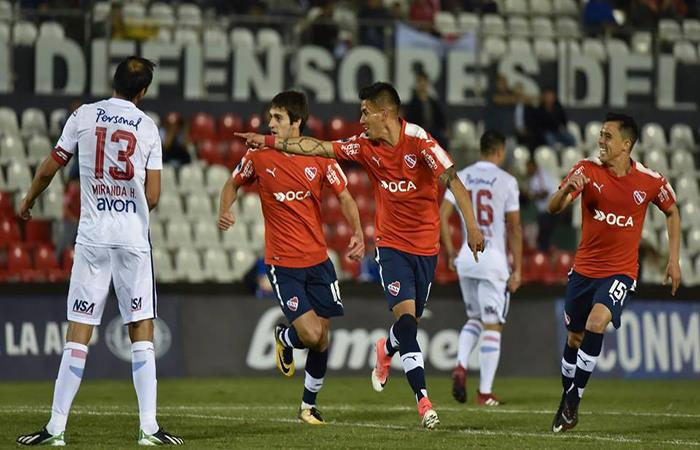 EN VIVO: Independiente vs Nacional por Sudamericana