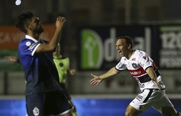 Chacarita consigue su primera victoria en la Súper Liga
