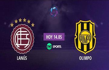 EN VIVO: Lanús vs Olimpo por la fecha 8 de la Superliga