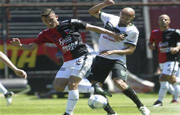 Primera División: Colón y San Martín igualaron 3-3 en un infartante encuentro