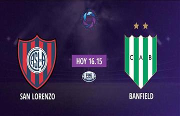 San Lorenzo vs Banfield EN VIVO: TV, horarios y formaciones