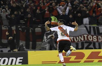 River Plate: Enzo Pérez podría ser baja para enfrentar a Boca Juniors