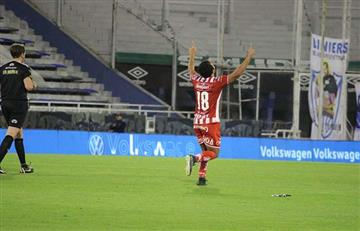 Unión de Santa Fe derrotó a Vélez y es el más cercano perseguidor de Boca