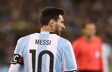 """Lionel Messi: """"Si ganamos el Mundial, voy andando hasta San Nicolás"""""""