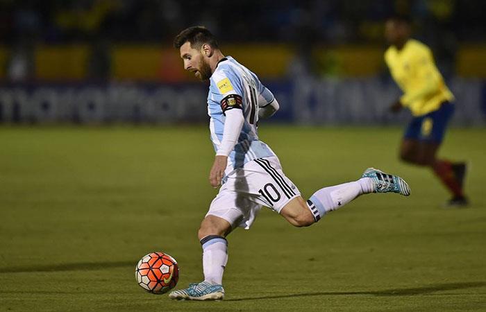 Lionel Messi rompió el silencio y habló sobre lo que pasó la selección. Foto: Facebook