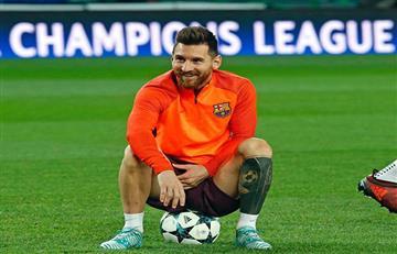 Newell's Old Boys: El sueño de Messi