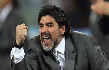 "Maradona tildó a chilenos de ""traidores"""