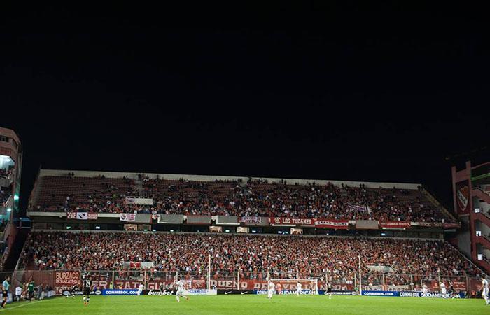 Barristas de Independiente no tendrán acceso al estadio por 18 meses. Foto: Facebook