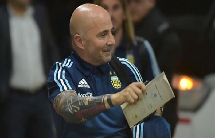 Jorge Sampaoli inició los amistosos de cara al Mundial. (FOTO: AFP)