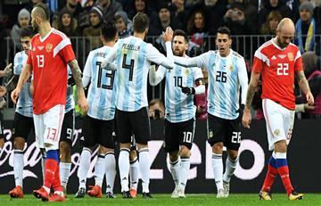Seleccionados argentinos halagaron el desempeño de Cristian Pavón