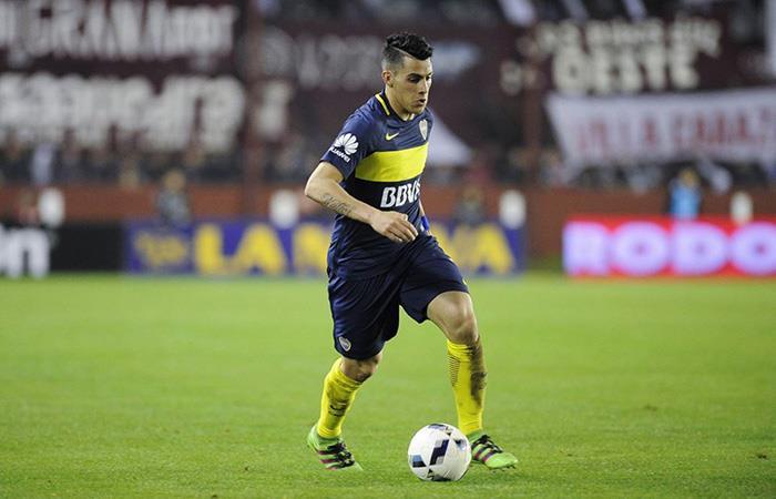 Cristian Pavón no planea irse de Boca. Foto: Facebook