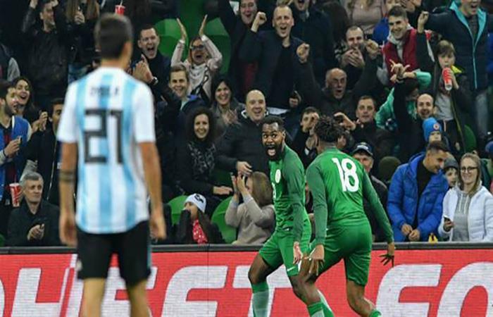Argentina pierde un partido tras ir dos goles arriba por primera vez en la historia