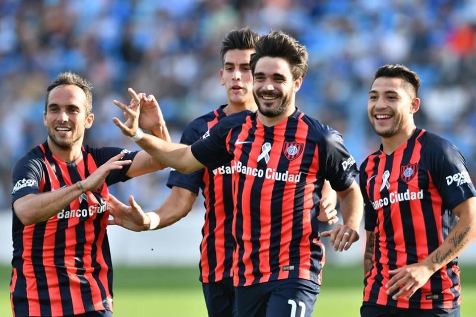 Cerutti tiene 4 goles en la Superliga. Foto: Facebook