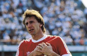 Independiente recordó a Ricardo Gareca por su paso en el club
