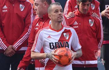 Andrés D'Alessandro podría volver a River Plate