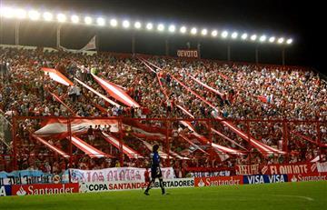 Colón derrotó 1-0 a Argentinos Juniors por la novena fecha de la Superliga