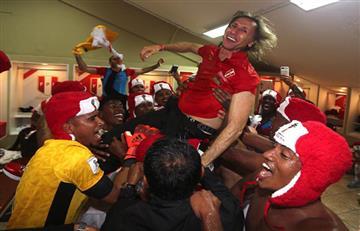 El argentino que hizo estallar de alegría al Perú