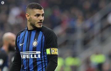 Mauro Icardi está de vuelta