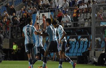 ¡Hazaña Argentina en el Sudamericano Sub 15!